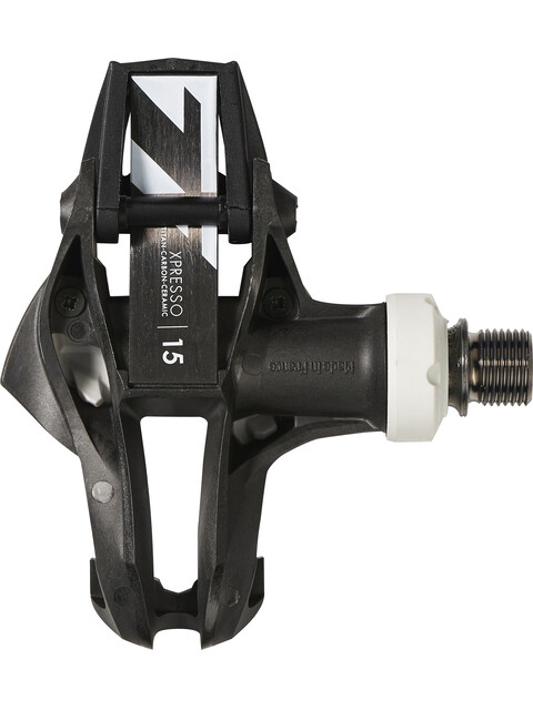 Time Xpresso 15 Titan Carbon Road Pedals black/white